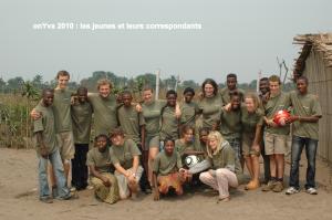 equipe corr 2010